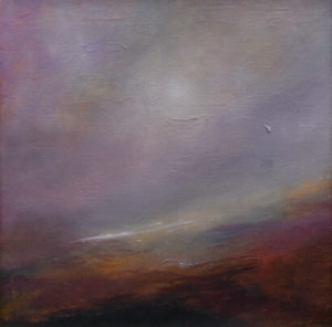 Highland Mist painting by S. Brooke Anderson