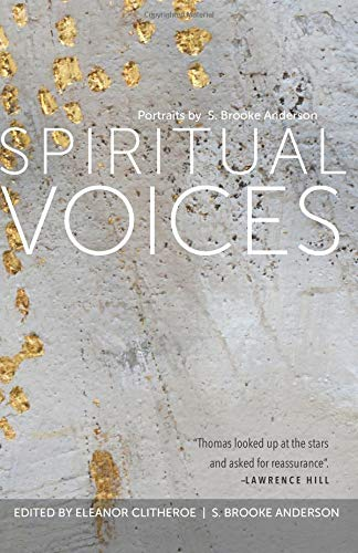 Spiritual Voices Book Cover