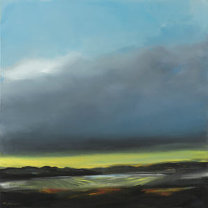 Breaking Light landscape painting by S. Brooke Anderson