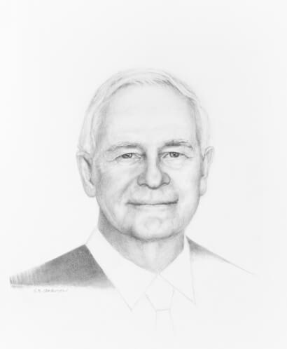 The Right Honourable David Johnston