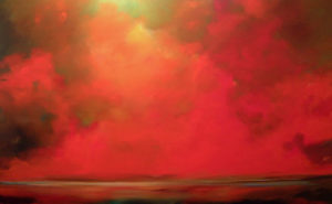 Symphony Number Seven painting by S. Brooke Anderson
