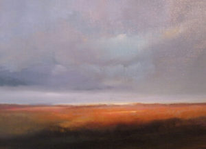 The Walk landscape painting by S. Brooke Anderson