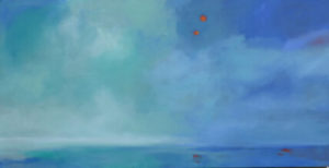 Dreamscape painting by S. Brooke Anderson